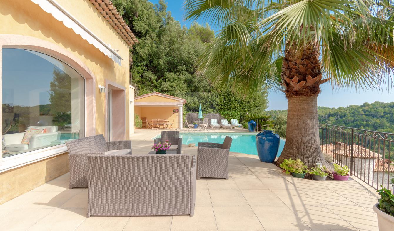 Maison avec piscine Vence