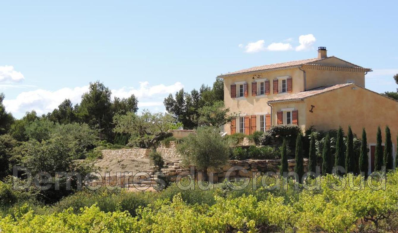 Maison avec piscine et terrasse Vaison-la-Romaine