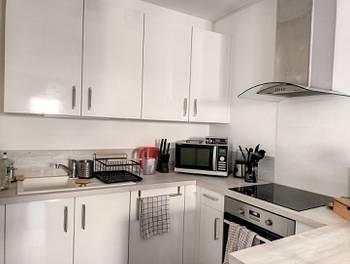 Appartement 2 pièces 45,56 m2