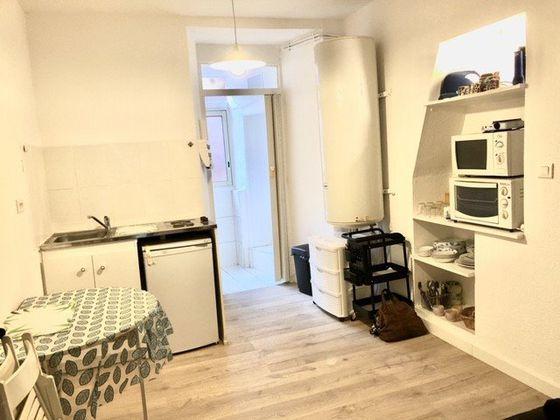 Location appartement meublé 2 pièces 25 m2 à Bastia