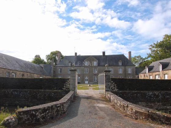 vente Château 14 pièces 350 m2 Laval