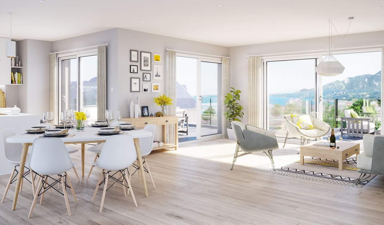 Appartement Le Bourget-du-Lac