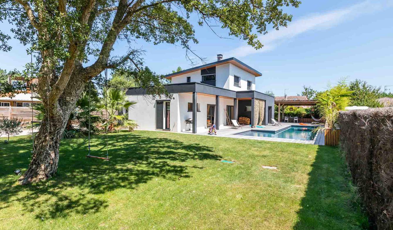 Villa avec piscine Angresse