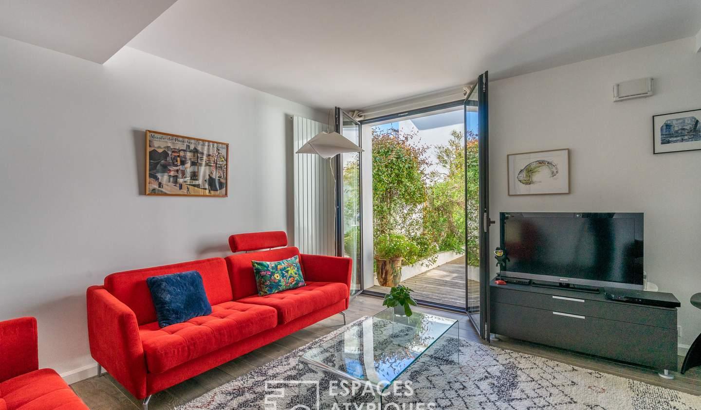 Loft avec terrasse Saint-Nazaire