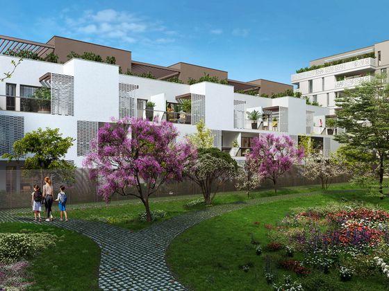 Vente appartement 4 pièces 95,3 m2