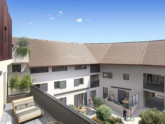 Vente appartement 4 pièces 101,18 m2