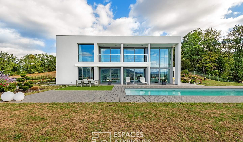 Maison avec piscine et terrasse Saint-die-des-vosges