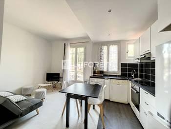 Appartement meublé 3 pièces 48,01 m2