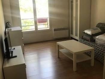 Studio meublé 20,32 m2