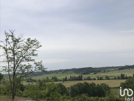 Vente terrain 1441 m2