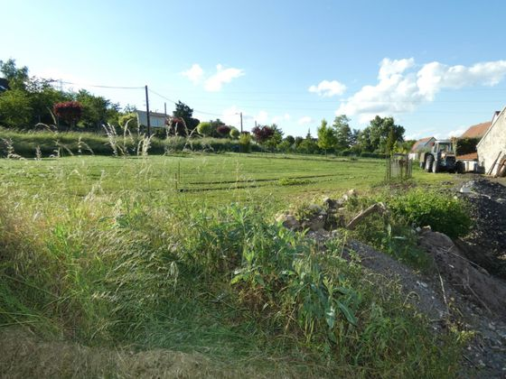 Vente terrain 1595 m2
