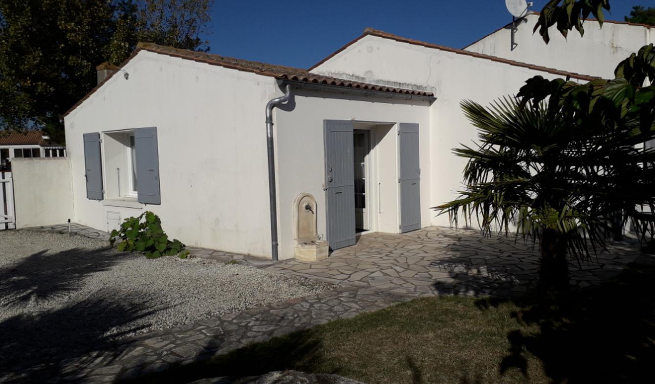 Maison avec jardin Saint-Georges-d'Oléron