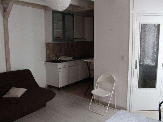 Vente studio 25,33 m2
