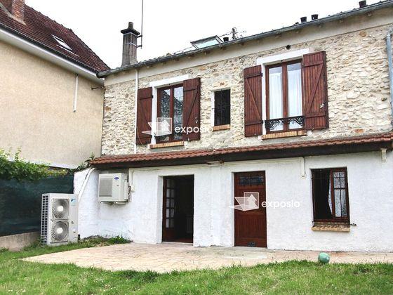 Vente maison 3 pièces 59,85 m2