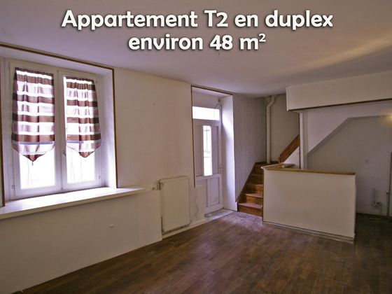 vente Appartement 2 pièces 45 m2 Saint-Etienne