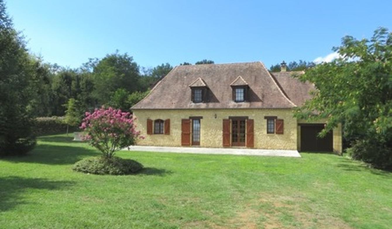 House Castelnaud-la-Chapelle