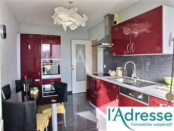 Appartement 4 pièces 80,93 m2