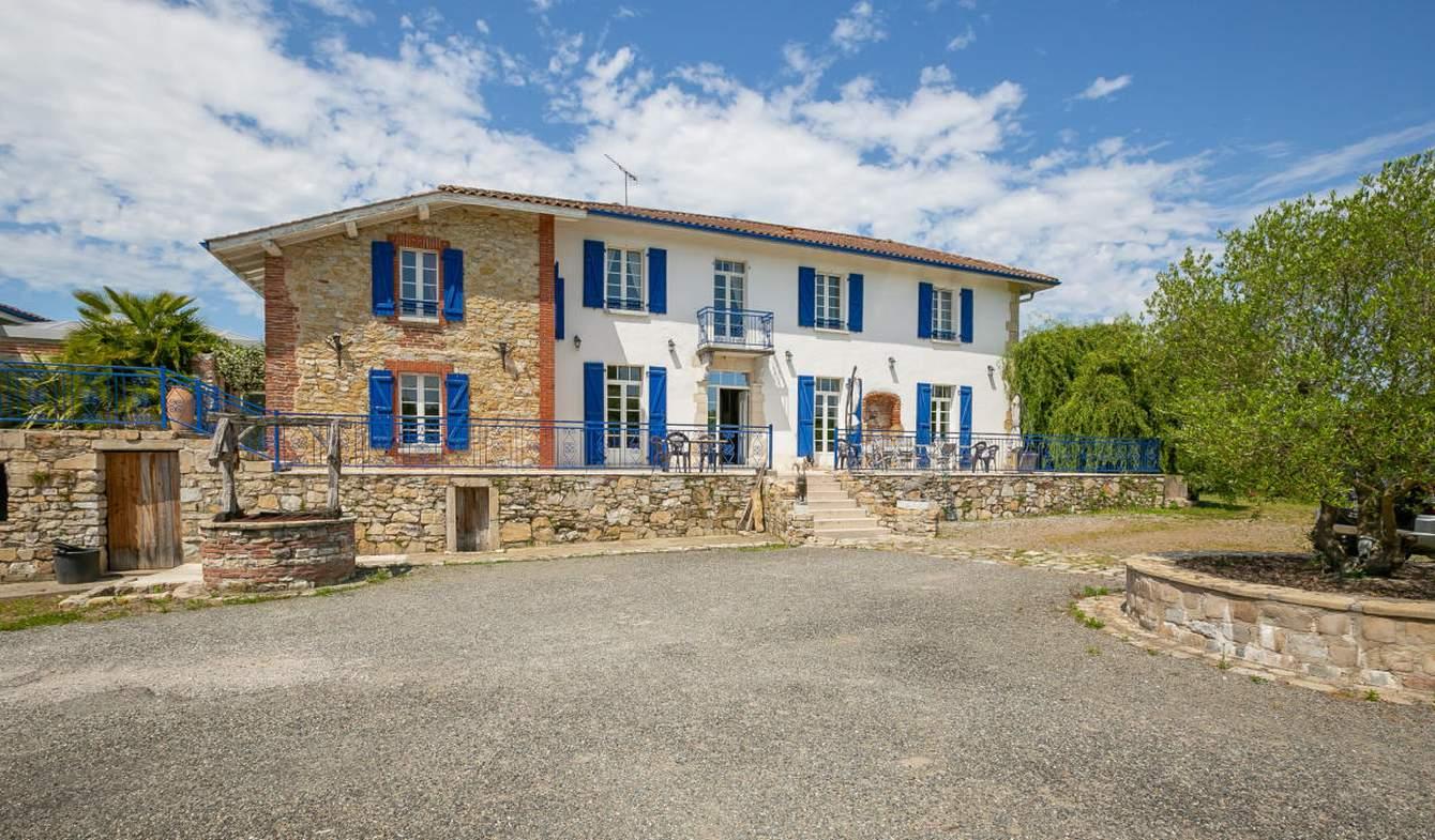 Maison avec piscine et terrasse Narrosse