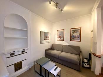 Studio meublé 16,22 m2