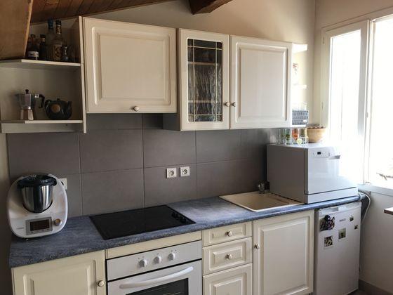 Location appartement 2 pièces 22,37 m2