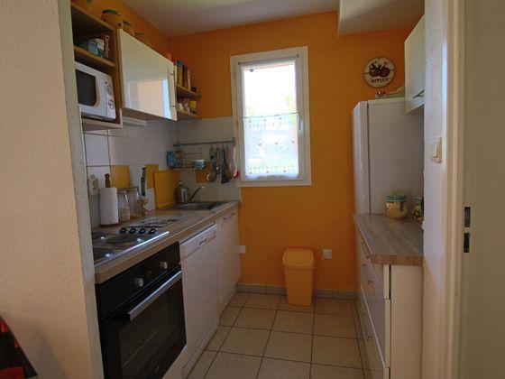Vente appartement 3 pièces 41,83 m2