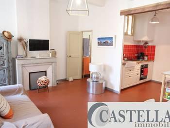Appartement 2 pièces 34,25 m2
