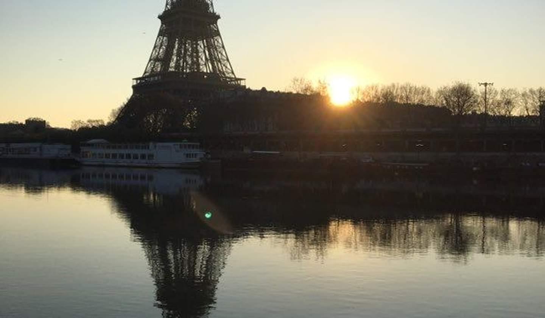 Péniche Paris 16ème