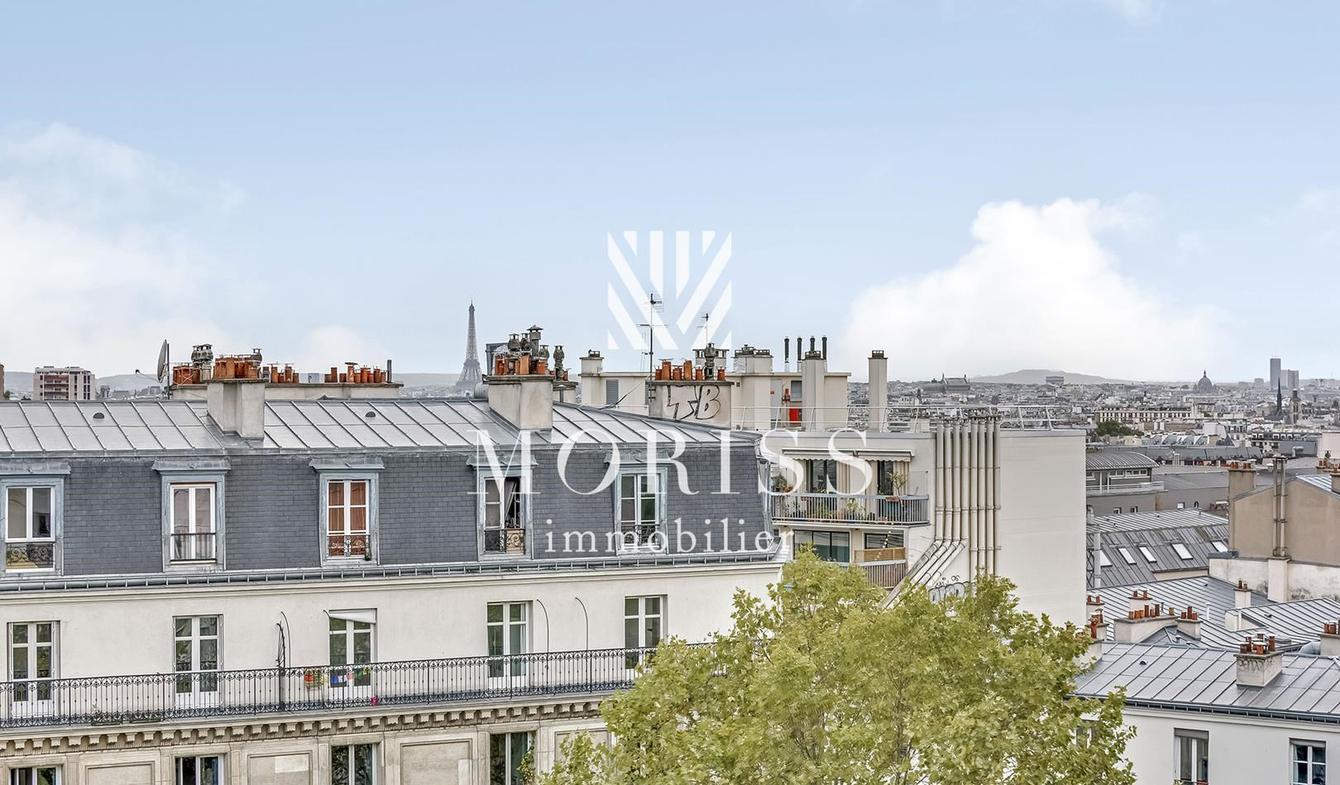 Appartement Paris 19ème