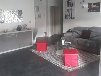 Appartement meublé 3 pièces 70,83 m2