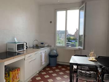 Maison 3 pièces 54,25 m2