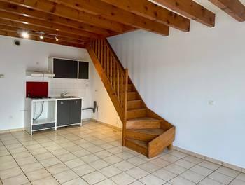 Appartement 3 pièces 52,44 m2