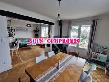 Maison 4 pièces 81,83 m2