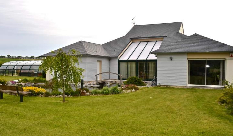 Maison avec piscine et jardin Caen