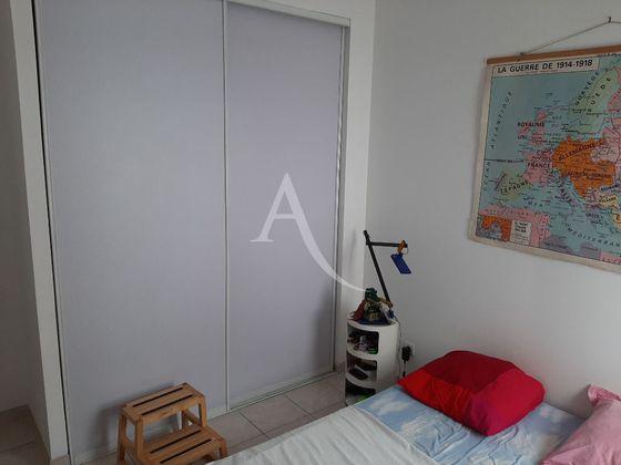 Location appartement 2 pièces 55,55 m2