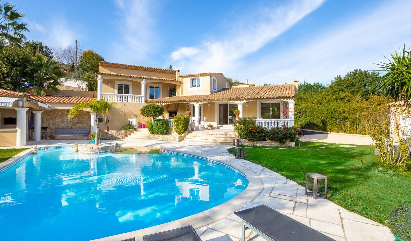 Villa avec piscine Vallauris
