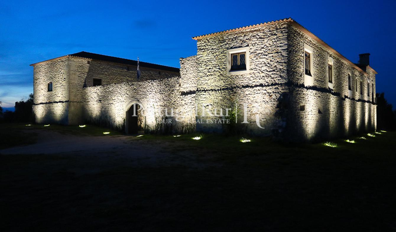 Château classé monument historique Coïmbre