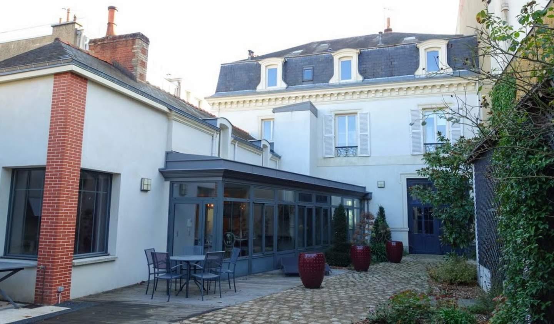 Maison avec piscine et jardin Le Mans
