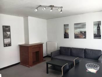 Appartement meublé 3 pièces 54 m2
