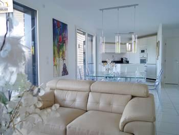 Appartement 4 pièces 100,85 m2