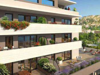 Appartement 2 pièces 44,39 m2