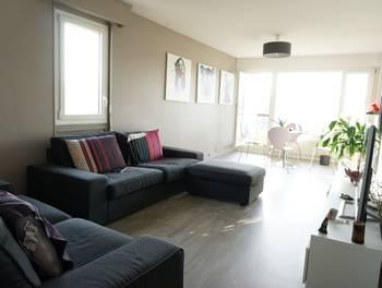 Appartement 2 pièces 48,79 m2