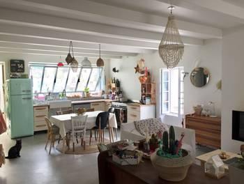Maison 4 pièces 166 m2