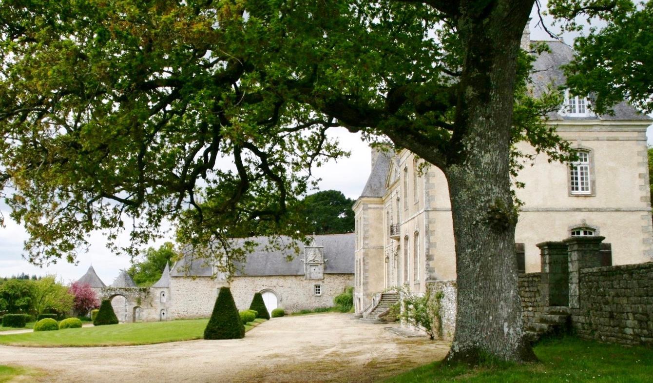 Château classé monument historique Vannes