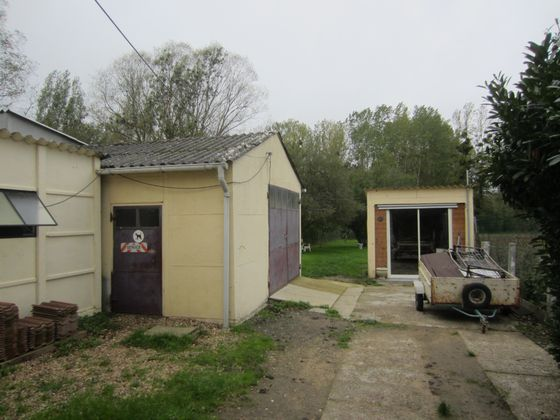Vente maison 3 pièces 58,6 m2