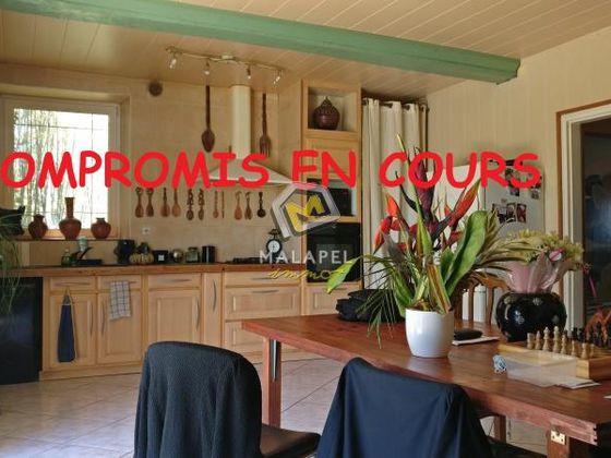 Vente maison 6 pièces 145,38 m2