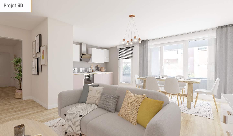 Appartement Erstein