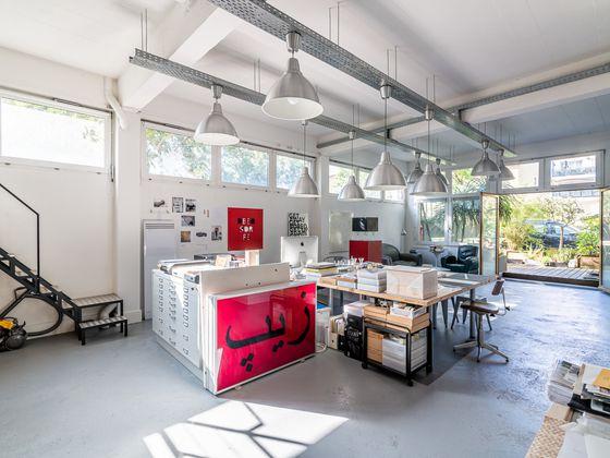 Vente loft 2 pièces 95 m2
