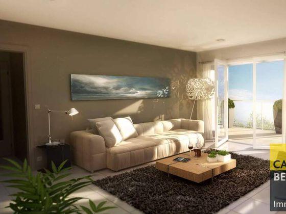 Vente appartement 4 pièces 80,25 m2