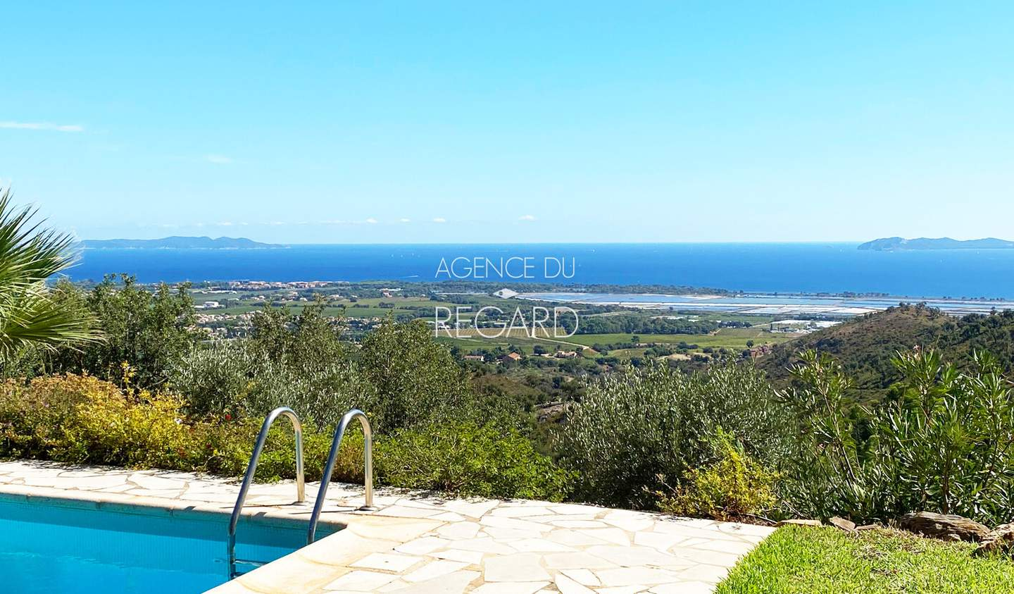 Seaside property with pool La Londe-les-Maures