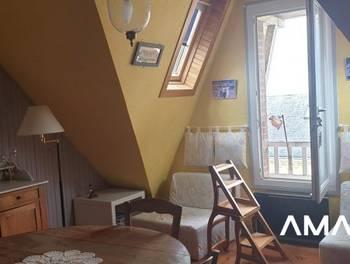 Appartement 6 pièces 41 m2